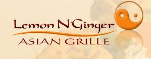 Half Price Dining at Lemon N' Ginger Asian Grille – Abingdon