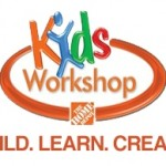 FREE Kids Workshop at Home Depot | Build a Whiteboard – September 3