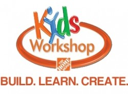 FREE Kids Workshop at Home Depot | Build a Whiteboard – September 3