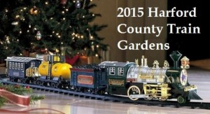 2015 Harford County Train Gardens