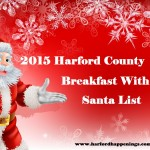 2015 Harford County Breakfast with Santa List!