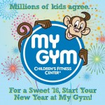 Enrollment at MyGym only $16 PLUS save $20.16 on 1st class billing cycle!