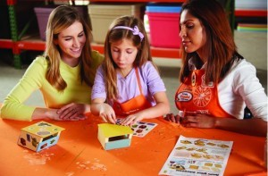 FREE Kids Workshop at Home Depot | Build an Angry Birds Birdhouse {May 7}