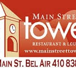 Half Pricing Dining at Main Street Tower in Bel Air