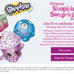 FREE Ultimate Shopkins Swap-kins Party at Toys R Us in Bel Air – {May 28}