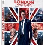 GIVEAWAY: Win a copy of London Has Fallen on Blu-ray!