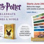 FREE Harry Potter Event at Barnes & Noble Bel Air – June 24