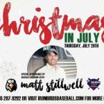 Enter to Win Tickets to an Ironbirds Game and Matt Stillwell Concert – July 28 {CONTEST ENDED}