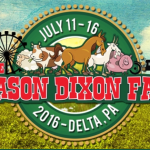 The Mason Dixon Fair: July 11-16 Delta, PA