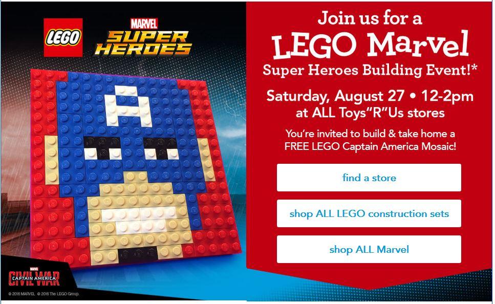08.27.16 - Event - Lego Build