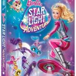 Enter to win a copy of Barbie Star Light Adventure on DVD/Blu-ray!
