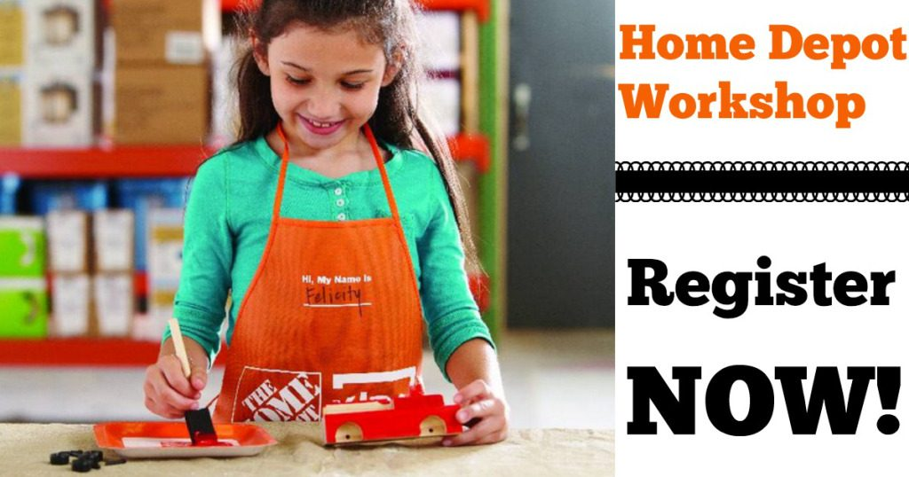 10.01.16 - Event - Home Depot Workshop