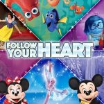 Disney On Ice presents Follow Your Heart is coming to ROYAL FARMS ARENA from Oct. 27-30!