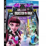 Win a copy of Welcome To Monster High on Blu-ray!