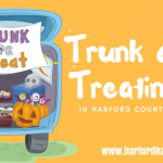 Trunk or Treating Locations in Harford County