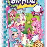 Win a copy of Shopkins The Chef Club on DVD