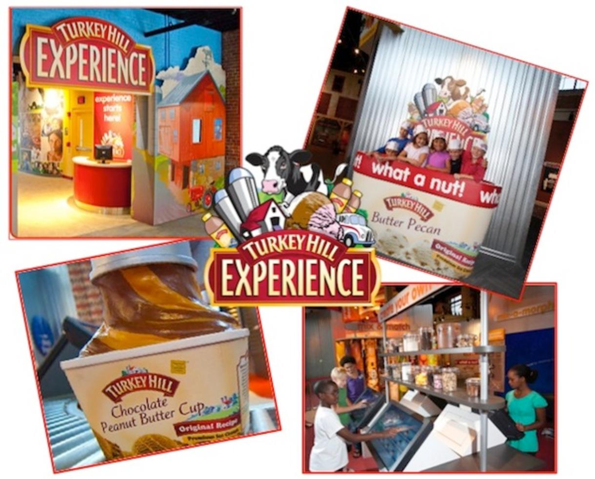 Save 30% off Admission to Turkey Hill Experience in PA!