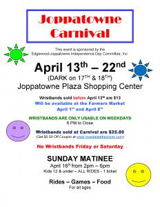 Joppatowne Carnival