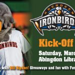 Meet Bill Ripken at the IronBirds Kick Off Celebration This Weekend!