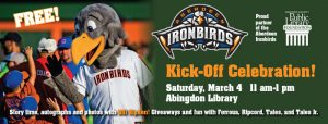 Meet Bill Ripken at the IronBirds Kick Off Celebration This Weekend!