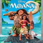 Win a Digital Download of Disney's Moana | Now Available on Blu-Ray + DVD + Digital HD