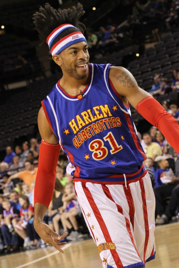 Review The Harlem Globetrotters 2017 Royal Farms Arena