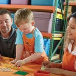 FREE Kids Workshop at Home Depot | Build a Tic Tac Toe Game – June 3