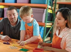 FREE Kids Workshop at Home Depot | Build a Tic Tac Toe Game – June 3