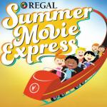 2017 Summer Movie Express – $1 Movies at Regal Cinemas!