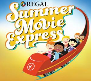 2018 Summer Movie Express – $1 Movies at Regal Cinemas!