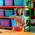Home Depot Kids Workshop: Build a Bug House