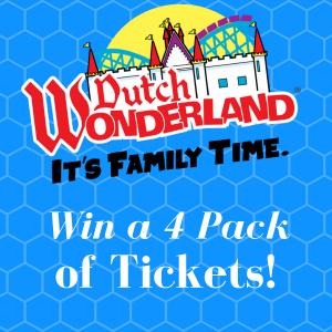 Enter to Win Tickets to Dutch Wonderland!