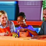 FREE Kids Workshop at Home Depot | Build a Wooden Penske Truck – August 5