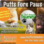 Humane Society of Harford County's 3rd Annual Golf Tournament Set for Thursday, September 7, 2017