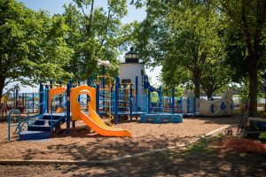 City of Havre de Grace to celebrate the completion of all-access playground at Tydings Park Saturday, August 26, 2017 at 9:00 a.m.