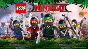 Lego Ninjago Movie Scavenger Hunt