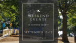 Weekend Events in Harford County | September 15-17