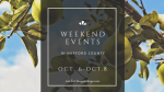 Weekend Events in Harford County | October 6-8