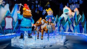 Discounted Admission to ICE!® featuring Rudolph the Red-Nosed Reindeer at Gaylord National Resort