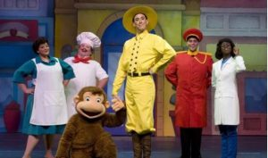 Discounted Tickets to Curious George: The Golden Meatball at Harford Community College