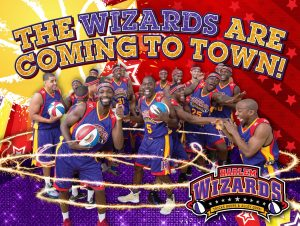 The Harlem Wizards are coming to Aberdeen! – March 23