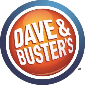 Discounted All Day Gaming Passes for Dave & Busters in White Marsh