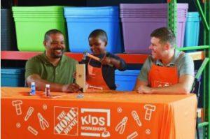 Home Depot Kids Workshop: Build a Periscope