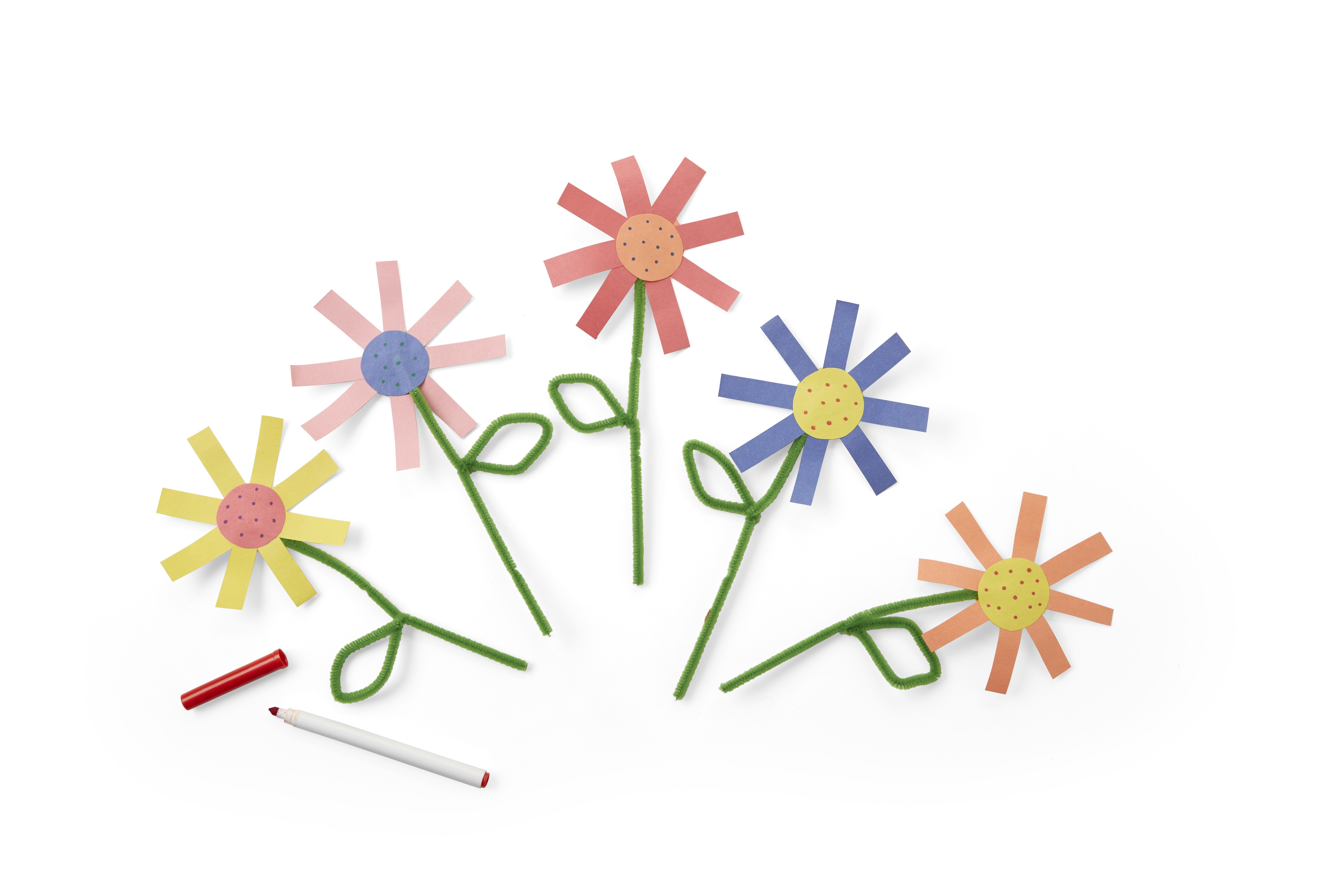 Michaels Kids Club Paper Flowers Ages 3 8 Harford Happenings
