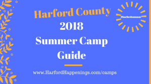2018 Harford County Summer Camp Guide
