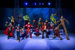 Marvel Universe Live! Age of Heroes Is Coming To Royal Farms Arena – April 5-8