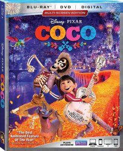 Enter to Win a Digital Copy of Disney's Coco