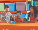FREE Home Depot Kids Workshop: Build a Fishing Game