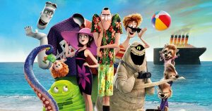 Enter For A Chance To Attend A Screening of Hotel Transylvania 3 in Columbia