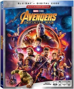 Enter to Win a Digital Download of Marvel's Avengers: Infinity War